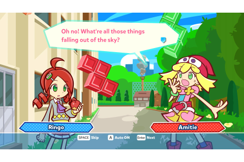 Puyo Puyo™Tetris® on Steam