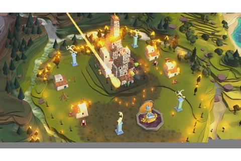 Godus - Launch Trailer - YouTube