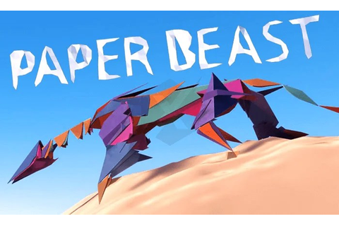 Paper Beast, From the Creator of Another World, Out This ...