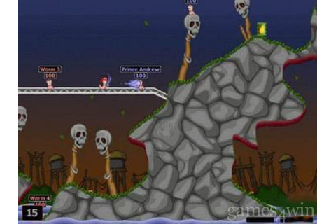 Worms Armageddon. Download and Play Worms Armageddon Game ...