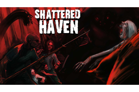 Shattered Haven Launch Trailer - YouTube