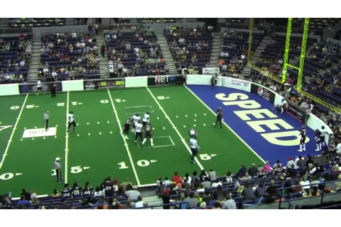 Josh Pleasant AFL Arena Football League 2013-'14 - YouTube