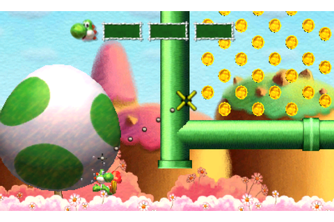 Yoshi's New Island 3DS Review: Damn Straight It's a Baby ...