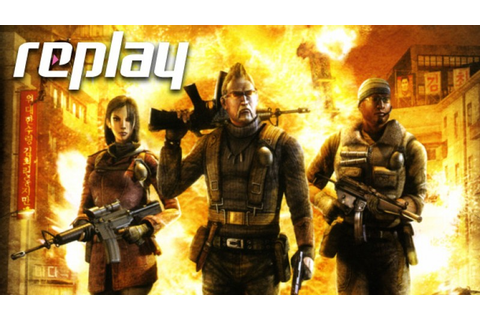 Replay – Mercenaries: Playground Of Destruction - Game ...