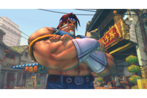 T. Hawk from Street Fighter