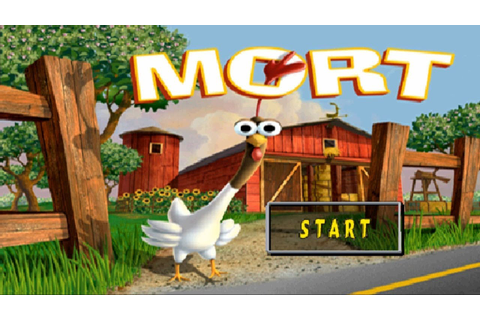 PS1 Longplay [003] Mort the Chicken - YouTube