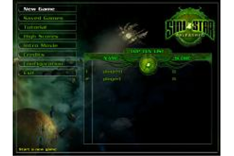 Sinistar Unleashed Download (1999 Arcade action Game)