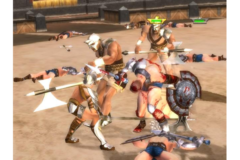 Download Game: Gladiator Sword Of Vengeance - download gratis
