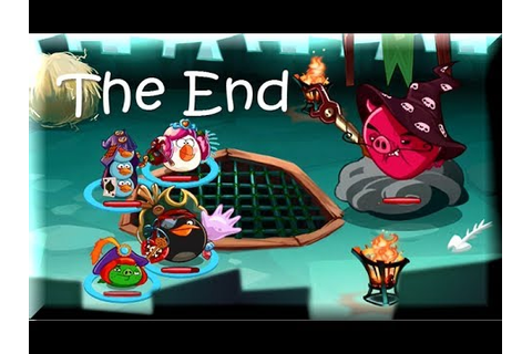Angry Birds Epic - THE FINAL END - Angry Birds - YouTube