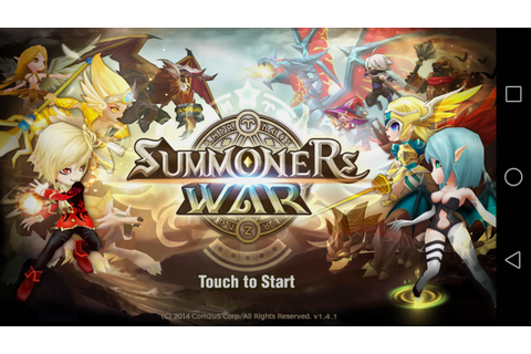 Summoners War game in the TOP free RPG's on the Play Store ...