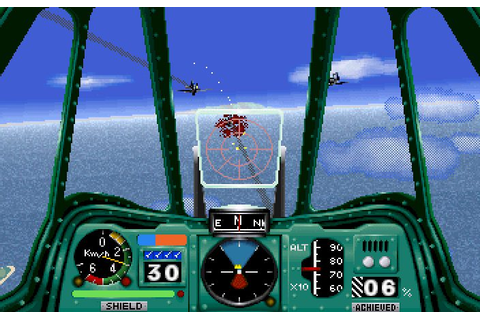 Wing Arms (1995) by Sega Saturn game