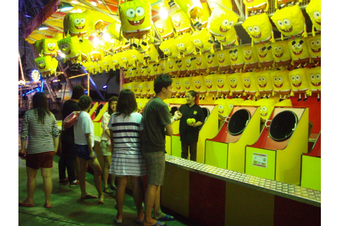 Bangkok Super Giant Carnival: Awesome Games and Prizes ...