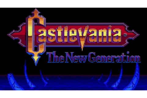 Castlevania - The New Generation (Mega Drive) - YouTube