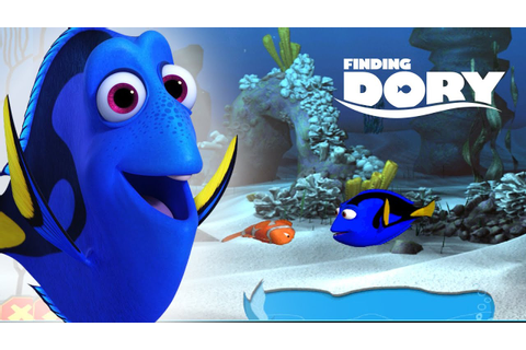 Finding Dory | Finding Nemo Online Game for kids - YouTube