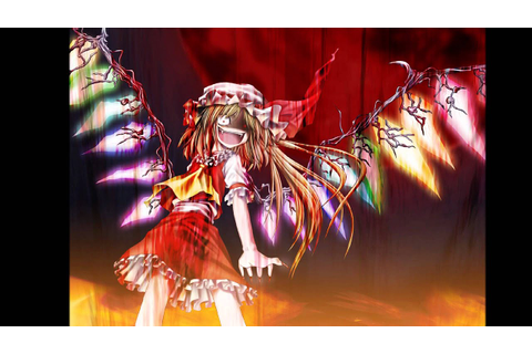 Touhou:Embodiment of Scarlet Devil-Flandre Scarlet Theme ...
