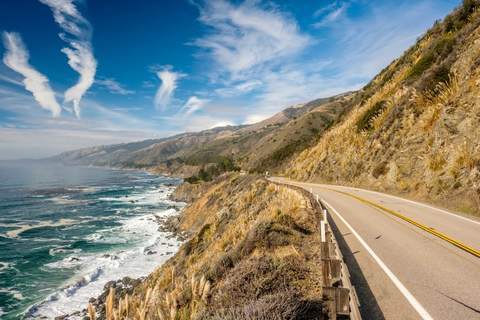 Behind the Wheel: Driving the Pacific Coast Highway from ...