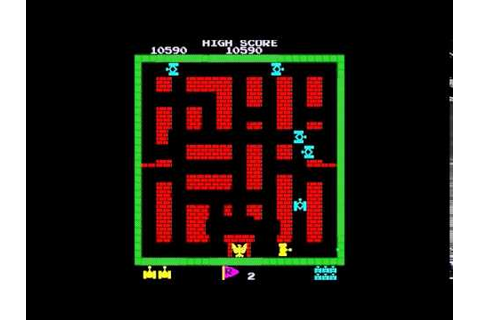 Tank Battalion, 1980 Namco/Game Plan - YouTube