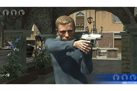 Quantum of Solace: The Game :: James Bond 007 Gaming :: MI6
