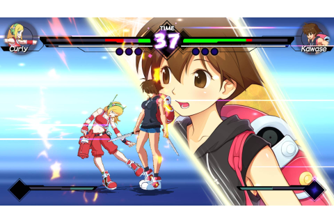 Blade Strangers Announced For Nintendo Switch | Handheld ...