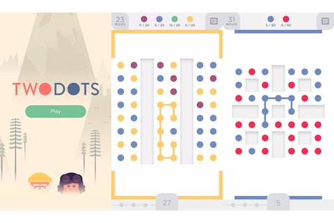 Popular game Two Dots releases on Windows 10 - MSPoweruser