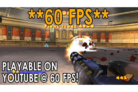 [60 FPS] Dolphin Emulator 4.0-4557 | Serious Sam: The Next ...
