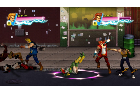 Bro Night: Double Dragon Neon Review