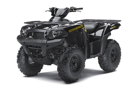 2013 Kawasaki Brute Force 650 4x4i Review - Top Speed