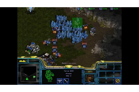 Starcraft 1: Insurrection - Protoss 08 - Carpenter's ...