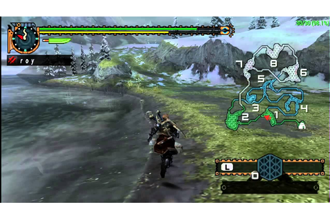 Monster hunter freedom unite PC emulator full speed+sound ...