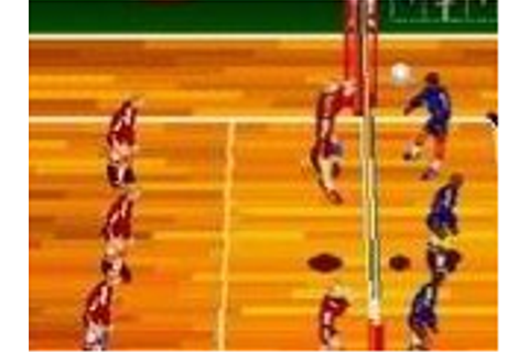 Play Super nintendo Volleyball games online
