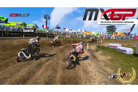 MXGP The Official Motocross Videogame - Preview to ...