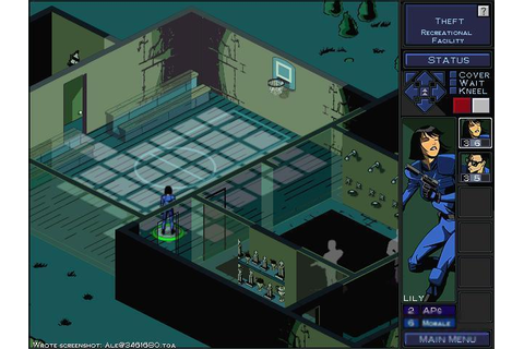 Shadow Watch Download (2000 Strategy Game)