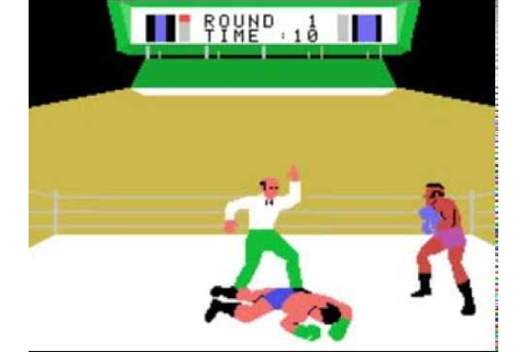 Rocky Super-Action Boxing - ColecoVision Boxing Game ...