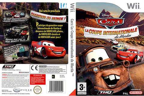 RC2P78 - Cars: Mater-National Championship