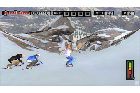 Cool Boarders 2001 PS1 Gameplay HD - YouTube