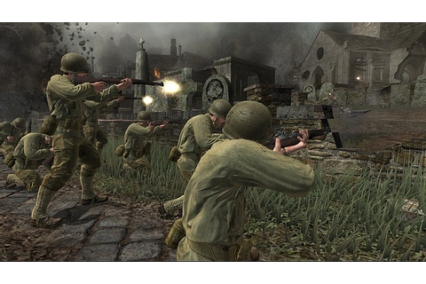 Call Of Duty 3 : En Marche Vers Paris - XBOX 360 ...