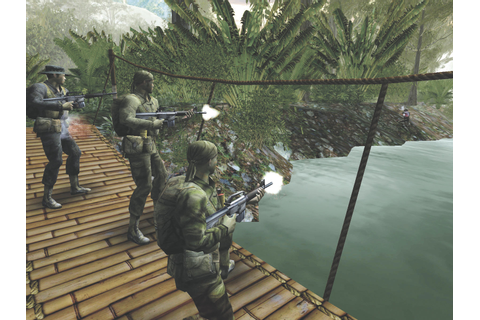 Download FREE Elite Warriors Vietnam PC Game Full Version