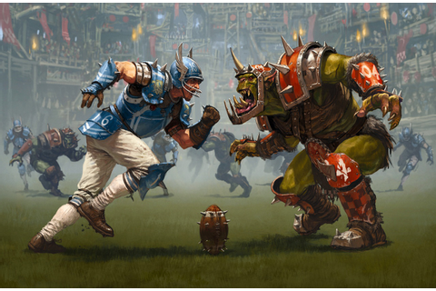 Blood Bowl 2016 Games Workshop Fantasy Football 2016 ...