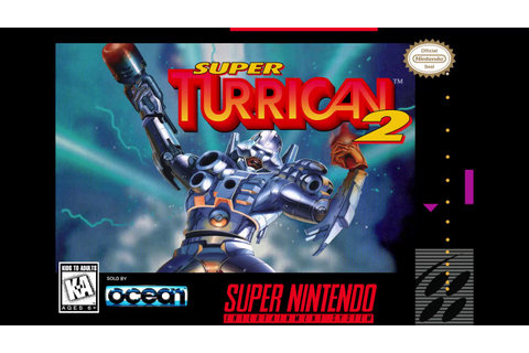 Super Turrican 2 - Boss-A-Nova (SNES OST) - YouTube
