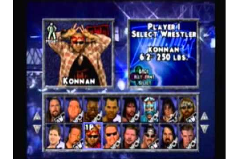 WCW Superbrawl SNES: All Finishers in Widescreen HD! | Doovi