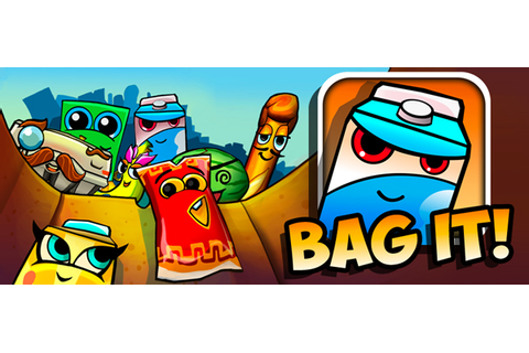 "Bag It! -- This Smart Phone Game Let's You ""Bag Groceries ..."