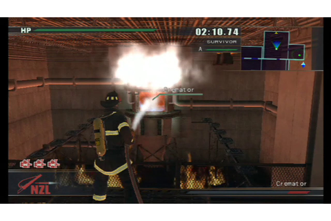 Let's Play Firefighter F.D. 18 (PS2) - Part 6 - HD 1080p ...
