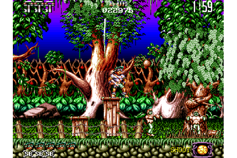 Jim Power: In Mutant Planet - The Company - Classic Amiga ...