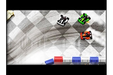 Kart Fighter - Game preview / gameplay - YouTube