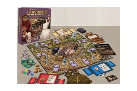 Labyrinth Board Game Incoming | Clutter Magazine