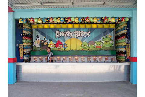 Cedar Point - Angry Birds Water Race Game | Flickr - Photo ...
