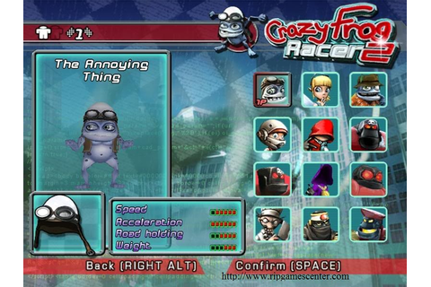 Free Download Crazy Frog Racer 2 PC Full Version Games ...