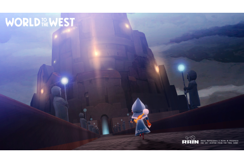 Rain Games On Teslagrad's Success and World to the West ...