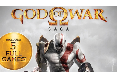 New Collections For God Of War, Infamous Announced - Game ...