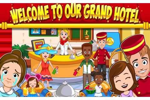 My Town : Hotel - Android Apps on Google Play